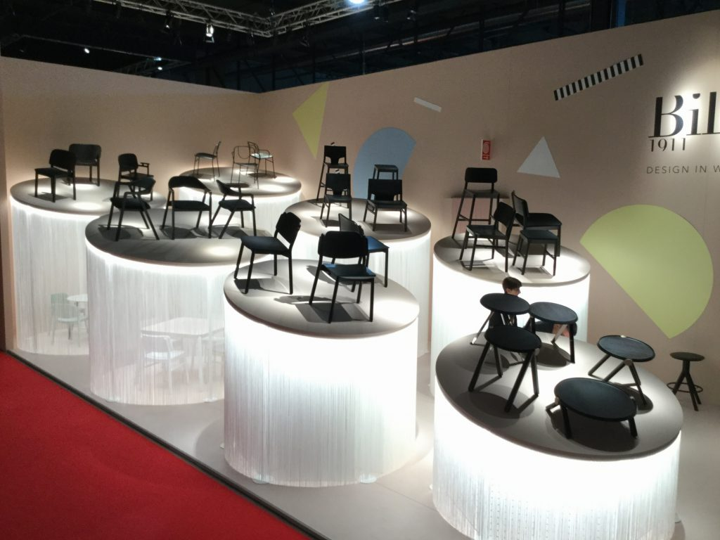 Billiani, salone del mobile Milano